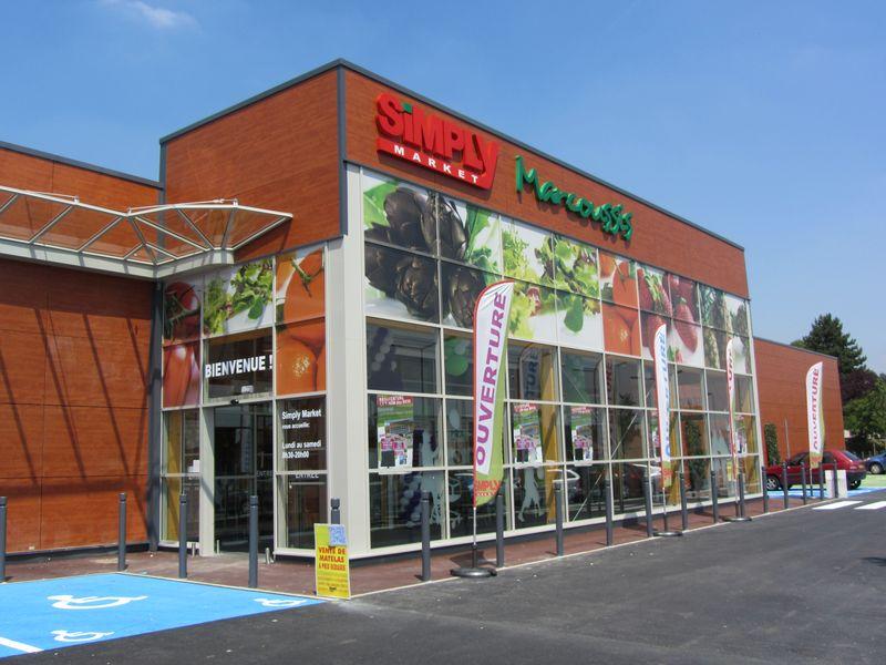 Franchise simply market devenir franchis en grandes - Www simplymarket fr catalogue ...
