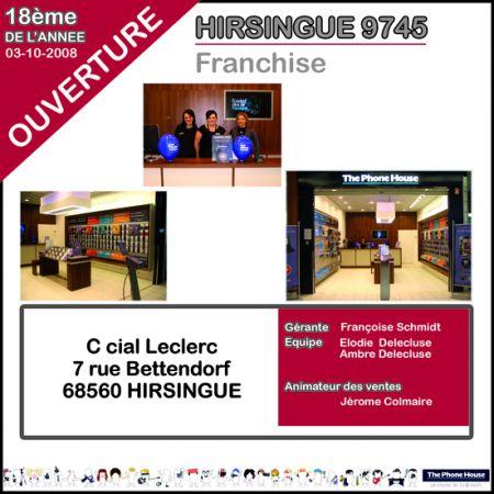 La 28 boutique the phone house ouvre dans le haut rhin - Magasin ouvert aujourd hui haut rhin ...