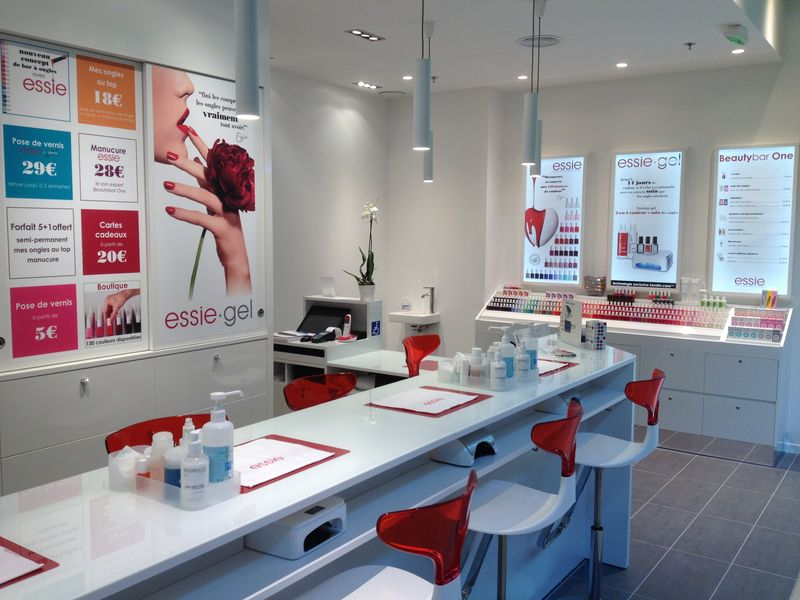 Beautybar one franchise bar à ongles