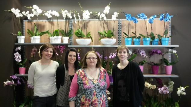 Un magasin Carrément Fleurs s'ouvre à Décines-Charpieu