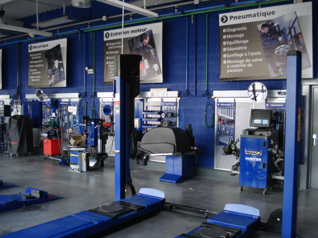 Franchise Norauto Devenir Franchis 233 En Garage Centre Auto