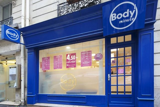 Institut de beauté Body' minute