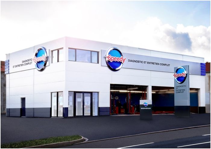 Franchise speedy devenir franchis en garage centre auto for Garage speedy nanterre
