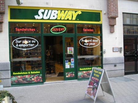 Subway valenciennes - Magasin bio valenciennes ...